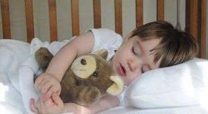 کودکان 3 تا 7 سال به چند ساعت خواب نیاز دارند؟